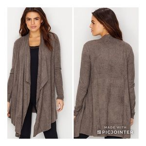 Barefoot Dreams BambooChic Lite Brown wrap